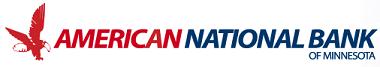 American National Bank of MN logo