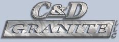 C & D Granite, Inc. logo