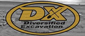 Diversified Excavation DBA Diversified F logo