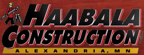 Haabala Construction, Inc. logo