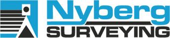 Nyberg Surverying, Inc. logo
