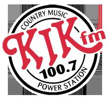 KIKV FM logo
