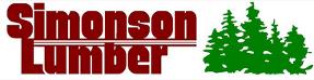 Sponsor Logo for Simonson Lumber